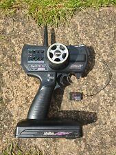 Hobao HT-2.4EF 2.4GHz 3Ch Radio Controller + Receiver