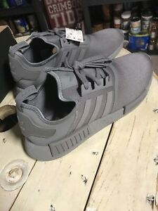 Adidas NMD R1 Men's size 14 Grey Sold Out