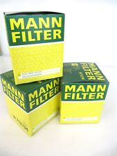 Mann SET FILTRES AUDI A3 et VW GOLF IV AIR CARBURANT HABITACLE et Filtre à huile