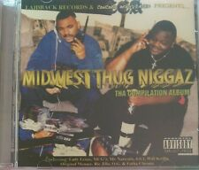 Midwest Thug Niggaz - Tha Compilation Album - CCA - 1999 Laidback Records - rare