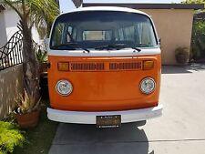 1973 Volkswagen Bus/Vanagon Bus