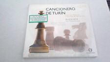 """MUSICA FICTA """"CANCIONERO DE TURIN"""" CD 18 TRACKS PRECINTADO DIGIPACK"""