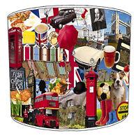 abat-jour idéal correspond à Londres Big Ben coussins & COLD-STREAM Gardes mural