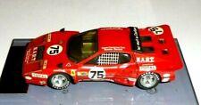 car 1/43 MERI KITS MK18 FERRARI 365 GT4/BB NART LM #75 LM'77 KIT MOUNTED ver/see