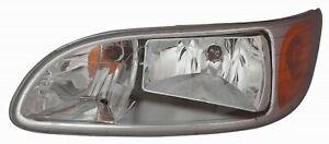 PETERBILT TRUCK 325 335 337 340 2000-2015 LEFT DRIVER HEADLIGHT HEAD LIGHT LAMP