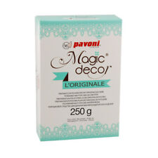 ++ Pavoni Italia S.P.A Magic Decor Pulver 250g, 1er Pack (1 x 250 g) ++