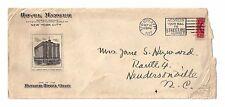 "DuBose Heyward (Signed) ""PORGY"" Jane S. Heyward 1927 Hotel Manger Envelope"
