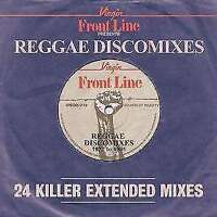 Front Line Presents Reggae Discomixes : Various Artists NEW CD Album (SPECXX2112
