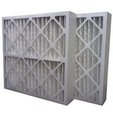 20x20x4 MERV 13 Pleated Air Filter (3-Pack)