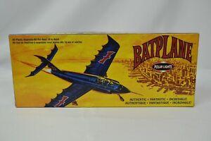 2002 POLAR LIGHTS BATPLANE MODEL KIT