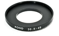 30.5mm-49mm 30.5-49  Stepping Ring Filter Ring Adapter Step up