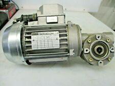 ELETTROMECCANICA GEAR MOTOR W/GEAR REDUCER 9806335