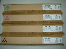 4 X TONER ORIGINALE RICOH MP c3000 c2500 Lanier ld420c ld430c/Infotec cartridge