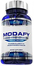 Modafy - NEW Premium Nootropic Brain Stack For Clarity, Energy, Concentration  