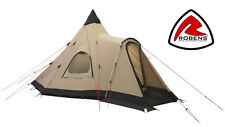 ROBENS KIOWA 10 Person/Man Tipi/Teepee Base Camp, Bushcraft or Family Tent