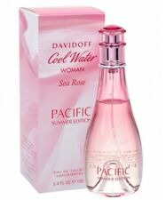 Davidoff Cool Water Sea Rose Pacific Summer For Women Perfume 3.4 oz EDT Spray