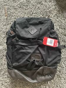 TNF NWT The North Face Rucksack TNF Black 34L Backpack