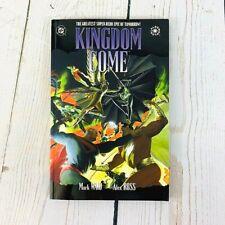 KINGDOM COME TRADE PB DC COMICS A ROSS CD ROM ELSEWORLDS