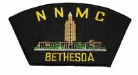 NATIONAL NAVAL MEDICAL CENTER NNMC BETHESDA PATCH MARYLAND HOSPITAL
