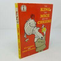 The King of the Mice and the Cheese, 1965 1st First Edition Book, Eric Gurney