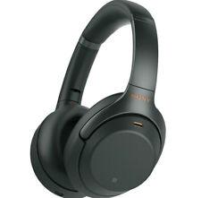 SONY WH-1000XM3 Wireless Noise Canceling Headphones - Black (WH1000XM3)