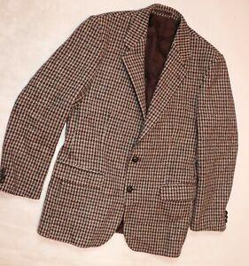 St. MICHAEL Harris Tweed Sakko ca Gr. 48 Jacke hochwertig JACKET BUSINESS UK