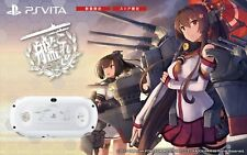 Sony PlayStation Vita Kantai Collection Kancolle Kai Limited Edition Console NEW