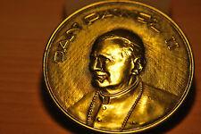 Medalla Papa Juan Pablo II