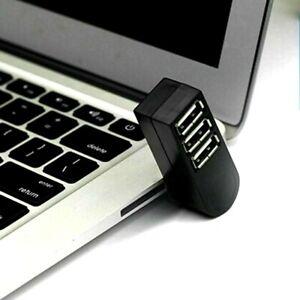 3 Port USB HUB 2.0 High Speed Adapter Multi Splitter Expansion Desktop PC Laptop