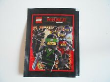 Pack of Stickers featuring Lego Ninjago Movie