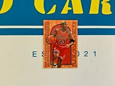 Michael Jordan 1995 Flair Hardwood Leader