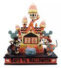 Disney Halloween Kalender Disneyland Paris Mickey Minnie NEW Rare!