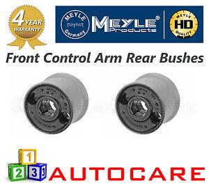 Volkswagen VW Front Wishbone Control Arm Rear Bushes Meyle HD 1006100027/HD x2