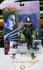 MOC Mint Condition Edward Scissorhands Action Figure Johnny Depp Winona Ryder