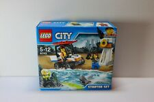 LEGO CITY STARTER SET 60163 COASTGUARD 60163 5-12 YRS BNIB RETIRED