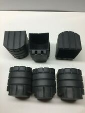 Rubber feet for a BODYSOLID cross over cable machine PCCO90X (6)