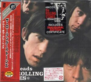 THE ROLLING STONES OUT OF OUR HEADS JAPAN SACD UIGY 7004 OBI SEALED