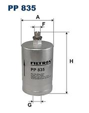 Kraftstofffilter - Filtron PP835