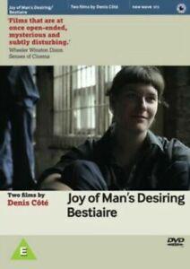 Joy Of Mans Desiring (DVD) Brand New Sealed
