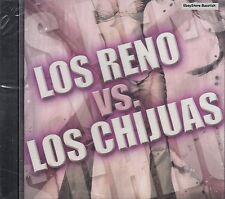 Los Reno vs Los Chijuas CD New Sealed