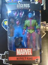 Marvel Legends Marvel's Kang Joe Fix it Wave NIB box has minor scuffs