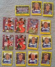 15 Panini Sammelbilder MSV Duisburg Bundesliga 94 1994 Trading Cards Fußball