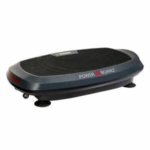 PowerBoard 3.0 Ausstellungsstück Casada Fitnessgerät Vibrationsplatte 99 Stufen