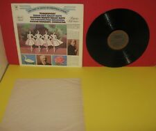 Tchaikovsky Swan Lake Slepping Beauty Ballet Columbia M-32838 Record