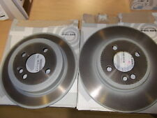 Mini Cooper S 07-2013 R55 R56 R57 Front And Rear Rotors Disks OEM