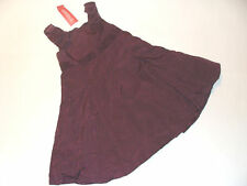 Gymboree Festive Holiday Girls Size 3 Dress Plum NEW