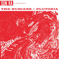 Sun Ra - The Nubians of Plutonia - NEW SEALED import 180g LP