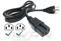AC Power Cord for Korg Pro Arranger Workstation Synthesizer Keyboard 3-Pin Model