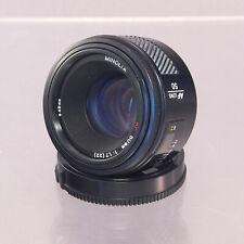 Minolta AF Objektiv / lens 1.7/50mm - (32258)