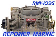 Nuovo Marine Edelbrock Carburatore 4.3L V6, Mercruiser, Volvo Penta , Omc ,